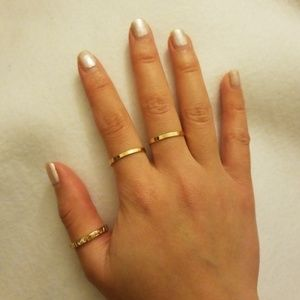 Rings: Set of 3